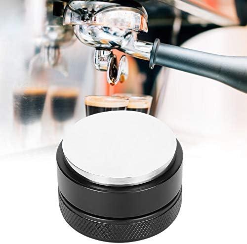 Koffie sabotage in hoogte verstelbare roestvrijstalen koffie sabotage distributeur Tamping Tool voor thuiskantoor commercieel gebruik 51mm58mm 51mm