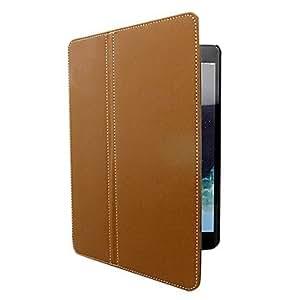 conseguir Material de la caja Line Grain Design PU de cuero con soporte para el iPad 5 (varios colores) , Negro