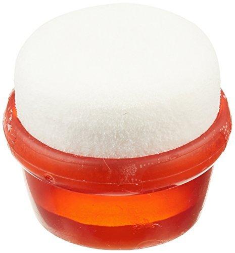 eDealMax PP Robinet mousse robinet d'eau propre maison Purificateur Filtre, Rouge Blanc