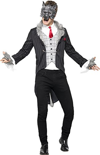 [Smiffy's 44395xl Men's Big Bad Wolf Costume (x-large)] (Big Bad Wolf Womens Costumes)