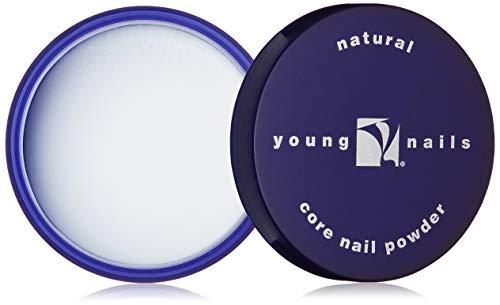 YOUNG NAILS Acrylic Core Powder, Natural, 85 ()