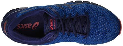 Asics quantum Knit 400 Blue Gel Uomo Blu racer Da Running peacoat 360 2 Scarpe rq1rF