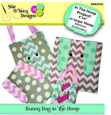 Bunny Bag ITH