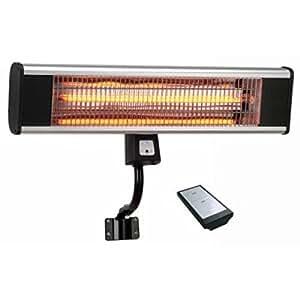 Outtrade–Estufa Resistencia Modelo Heater wallmodel Single hwm18