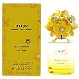 Marc Jacobs Daisy Eau So Fresh Sunshine for Women Eau de Toilette Spray, 2.5 Ounce Limited Edition
