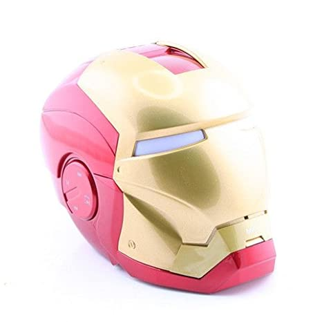 Review Iron Man 3 Rechargeable