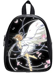 Large Size Cardcaptor Sakura Printing Backpack Custom High School Students Backpack for Travel or Party