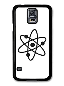 AMAF ? Accessories Big Bang Theory Logo Illustration Science Atom case for Samsung Galaxy S5