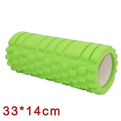HPPL33CM Yoga Block Fitness Equipment Eva Foam Roller ...