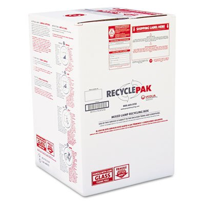 Lamp 126 - Veolia Environmental Services SUPPLY-126 Recycling Kit, 2' Mixed Lamps