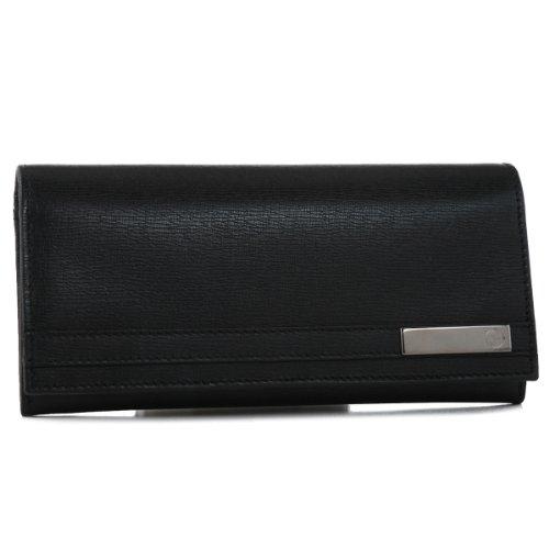 d7f5d41ad65a GUCCI(グッチ) メンズ 財布 メンバー 2つ折り長財布 ブラック 233112-ARU0R-