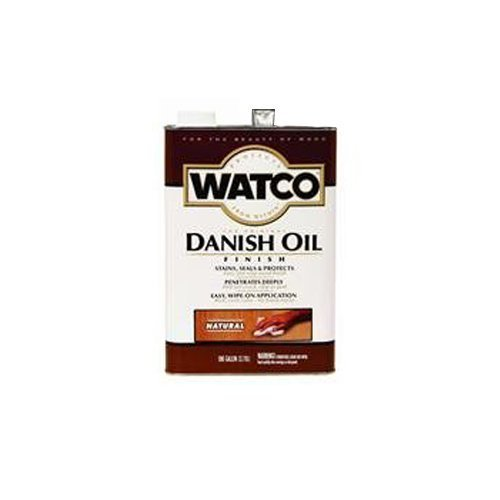 Oil Oak Danish (RUST-OLEUM 65151H Watco Pint Golden Oak Danish Oil Finish by Rust-Oleum)