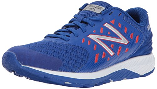 New Balance Boys' Urge V2, Blue/Red, 13.5 Extra Wide US Little - Wide Boys Balance New Shoes