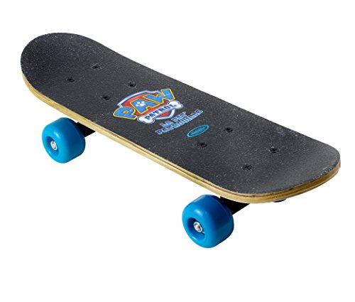 Paw Patrol 17 Inch Wood Mini Cruiser Skateboard