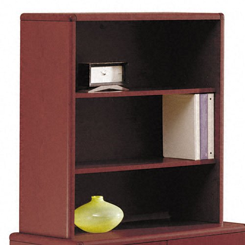 2-5/8 by 14-5/8 by 37-1/8-Inch Bookcase for 36-Inch Storage Cabinet, Mahogany ()