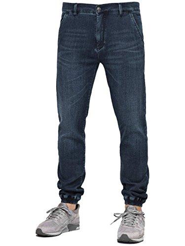Azul Jeans Uomo Jogger Reell Ginnico Pantaloni Pantalone gxq0UTwaT