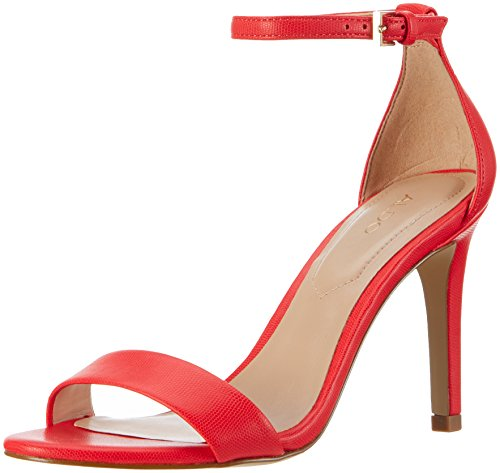 Camy Femme Red Aldo Miscellaneous Sandales Ouvert Rouge 64 Bout zndwTq1xw