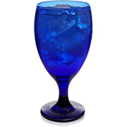 Libbey Premiere 12-piece Cobalt Iced Tea Glass Set