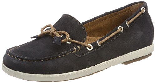 Mocassins Blue Tamaris nature 24621 navy Women's PnqRREwU