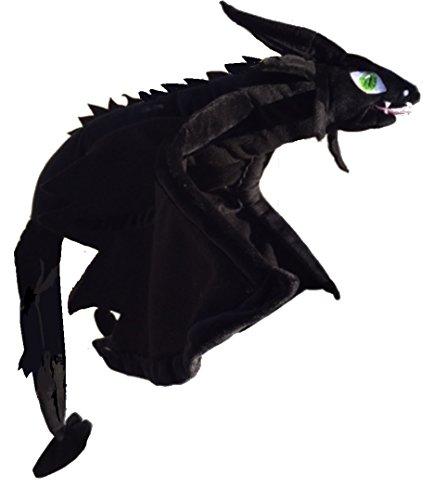 Cape Dragon, Black/Black -