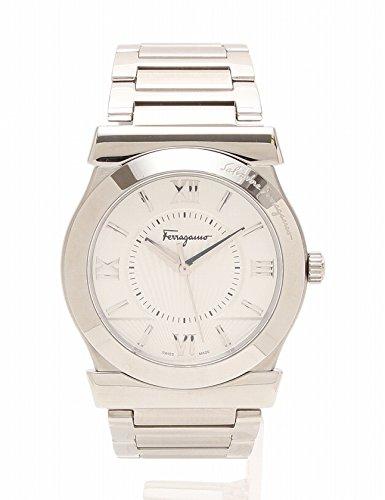 (サルヴァトーレフェラガモ) Salvatore Ferragamo 腕時計 ヴェガ クオーツ シルバー FI0990014 中古 B077YGNSKN