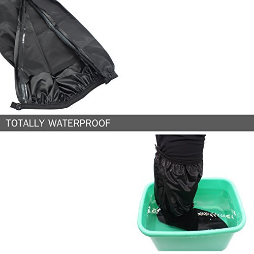 SHARBAY INC Shoes Boots Cover - Reusable Waterproof Foldable Motorcycle Bike Rain Boots Shoes Cover Foldable Thicken Sole Overshoes Galoshes Women Men