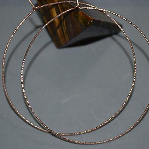 Textured Hammered Gold Hoop Earings Extra Large Hoop Earrings Thin Hoop Earings 14k Rose Gold Filled Circle Earrings