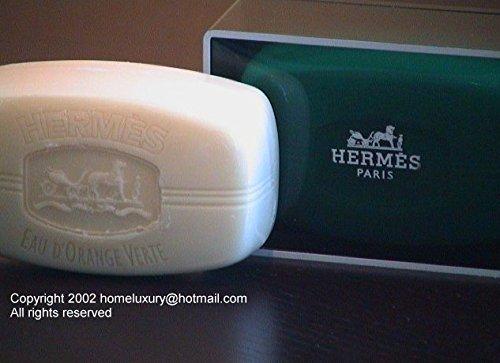 three-3-new-luxury-hermes-soaps-eau-dorange-verte-gift-soap-from-hermes-paris-35oz-100g-beautifully-