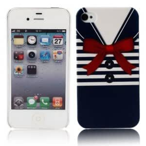 Unique Colorful Protective Case for iPhone 4/4S Shirt ?