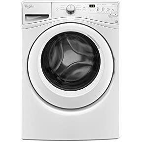 WHIRLPOOL WFW7590FW 4.2 cu. ft. Front Load Washer with Closet-Depth Fit
