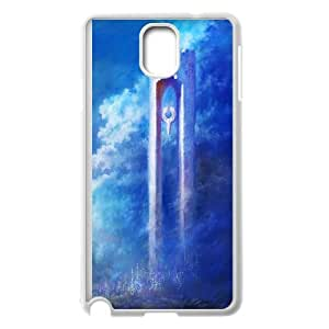aion the tower of eternity Samsung Galaxy Note 3 Cell Phone Case White ten-269289