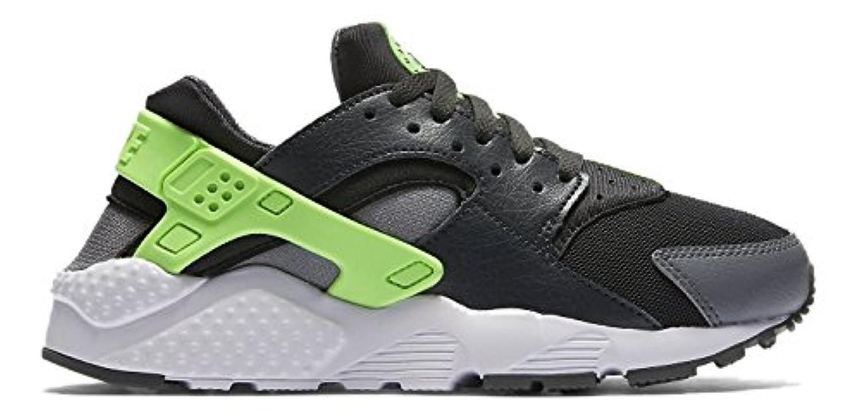 Nike Girls' Huarache Run (Gs) running Shoes multicolour Size: 3 UK