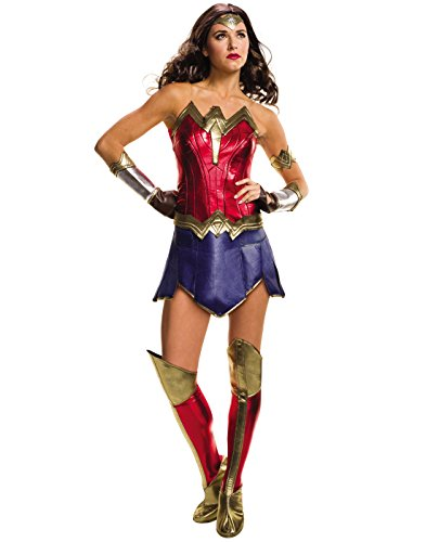 Secret Wishes Batman v Superman: Dawn of Justice Wonder Woman Costume