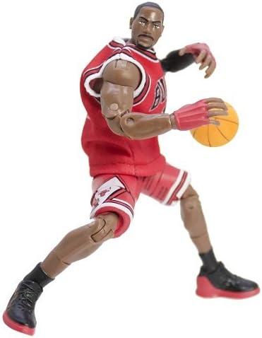 NBA Heroes Derrick Rose Figura de Acción: Amazon.es: Juguetes y juegos