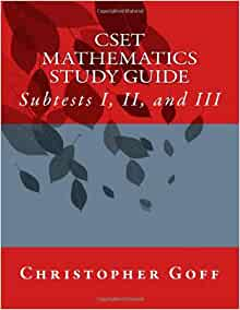 CSET Math Subtest I (211): Practice & Study Guide ...