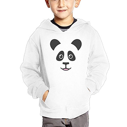 Poorynrr Ppzx 2-6 Years Old Child Pure Cotton Cute Panda Bear Face Comfortable - Two Wiki Face