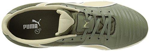 Momentta White II Khaki Shoes Sala Mens Puma Burnt Vulc Olive 15qwR1v