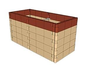 Juwel Profiline - Ampliación para mesas de cultivo de suelo alto
