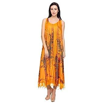 Sana'a Kayum Orange Casual Casual For Girls