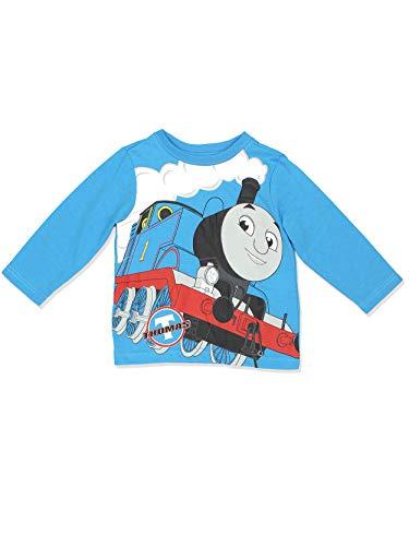 Hit Entertainment Thomas The Train & Friends Boys Long Sleeve Tee (3T, -