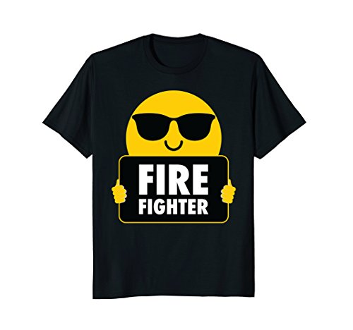 Firefighter Shirt Sunglasses T-Shirt Firemen - Sunglasses Firefighter