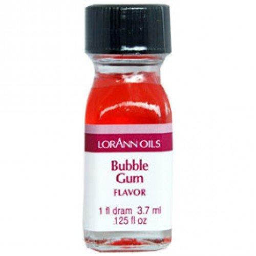 Gum Flavoring Bubble (1 Dram Lorann-Bubble Gum Flavor: 1 Count)