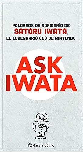 Ask Iwata de Satoru Iwata