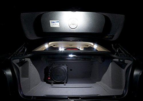 LED SMD /Éclairage d/'int/érieur /Éclairage int/érieur Kit Exclusive XXL 4014/Lot de 20/Blanc Canbus Xenon aucun Message d/'erreur LED 5/520D 520i 523i 525i 525d 528i 530i 530d 535i 540i M5