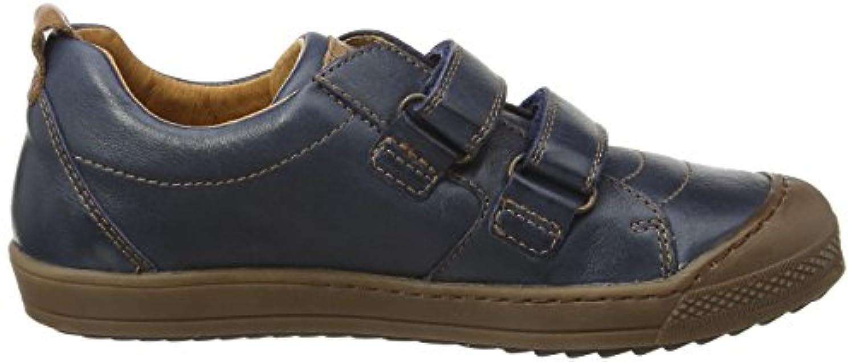Froddo Boys' Shoes G3130083 Size Low-Top Sneakers, Blue (Blue), 6 Child UK 23 EU