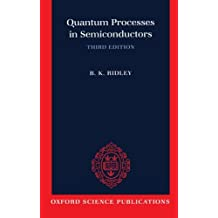 QUANTUM PROCESSES IN SEMICONDUCTORS 4/E PA
