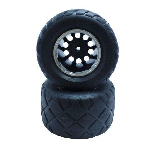 Course radiale jante jeu de roue pneumatique plaque (WR02 arriere pour dejà / adhesif) NO-652 OPTION No.1