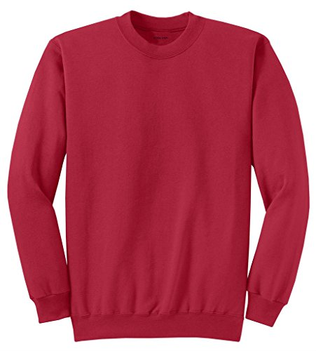 Joe's USA Adult Classic Crewneck Sweatshirt, XL - Winter Sweatshirt Classic