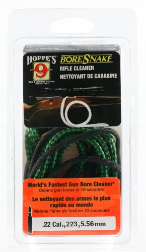 Hoppe's BoreSnake Rifle Bore Cleaner (Choose Your Caliber)