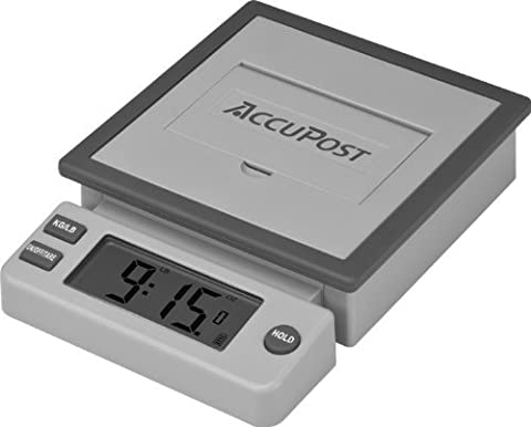 AccuPost PP-100 Desktop Postal Scale - 10 lbs. - Usps Digital Scale
